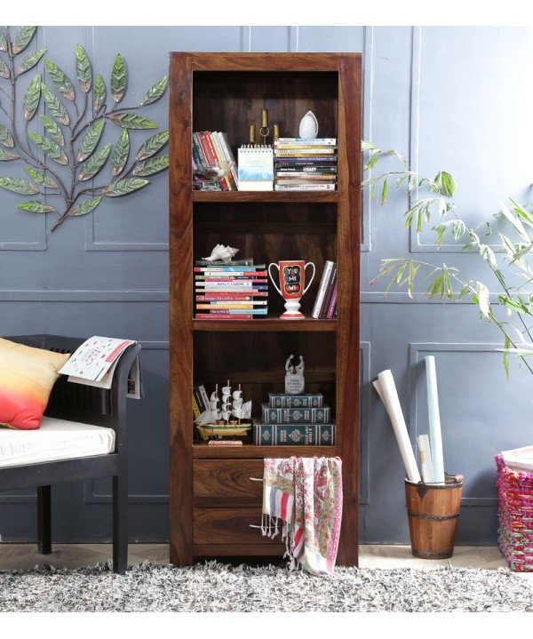 Straight Book Rack